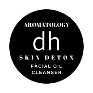 Label for Skin Detox Facial Oil Cleanser by dh Aromatology